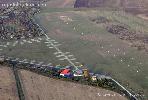 Alba Airport (Börgönd) repülőtér légifotója