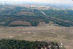 Gödöllő repülőtér légifotója