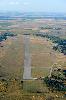 Kalocsa repülőtér légifotója