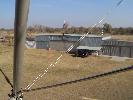 Kiskőrös-Akasztó repülőtér légifotója