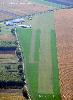 Sárszentmihály-Úrhida repülőtér légifotója