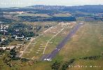 Szentkirályszabadja repülőtér légifotója