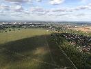 Szolnok-Szandaszőlős repülőtér légifotója