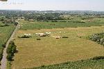 Zalakaros repülőtér légifotója